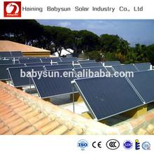 elegant pressure flat plate solar collector prices, solar manifold