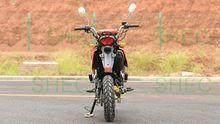 Motorcycle trike scooter/250cc reverse trike