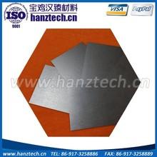 high temperature molybdenum plate