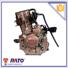 Vertical type motorcycle engine with single cylinder,water cooling engine