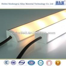 Anodized OEM 36 types sizes custom led bulb aluminum housing