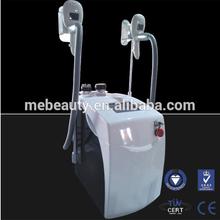 Portable beuaty equipment cryolipolysis machine 2 heads rf cavitation beauty salon machine freeze fat beauty instrument