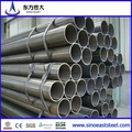 De alta calidad!!! Q195 1''welded de tubos de acero/soldadas de acero inoxidable accesoriosdetubería/tubo de acero