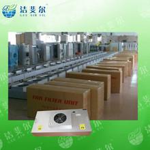 Popular EN standard SAT145006 rt serious ffu/fan&filter units/fan filter