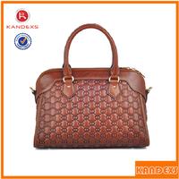 High Quality Fashion Luxury Lady Leather Handbag
