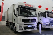 Factory Price Hot Sale Shanqi Shacman Trucks Used Heavy Truck SX5317XXYNT456