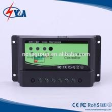 ce, rohs and Fcc 12/24v auto 5A PWM 12V solar controller