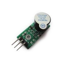 Active alarm buzzer driver module single chip microcomputer intelligent car robot parts