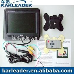 HD digital TFT LCD car DVD/gps/camera monitor