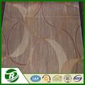 2015 nouveau produit fil coréenne 280cm largeur teints drapé de tissu jacquard