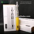 E- cigarrillos de la batería al por mayor de china gs egoii twist mega señoras kit de cigarrillo electrónico