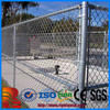 China Suppliers High Quality Galvanized PVC Used galvanised PVC Diamond Chain Link Fence Panel