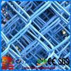 China Suppliers High Quality Galvanized PVC Used galvanised PVC Diamond Chain Link Fence Mesh