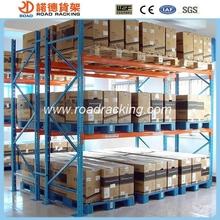 Container pallet racking metal storage rack/shelving