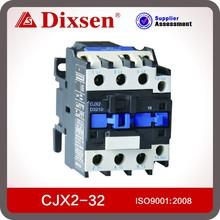 AC-3 duty cjx2-3210 ac contactor