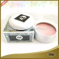 Aluminum pot candle fragrance
