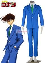 Rose Team-Free Shipping Case Closed Detective Conan Conan Edogawa Kudou Shinichi Jimmy Kudo Boy's School Uniform Anime Sexy Hall