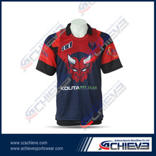 100% polyeater materials polo shirts wholesale in asia