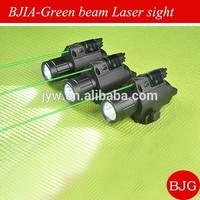 Green Dot Laser Sight & Flashlight Light Rail for Rifle/Gun/Handgun