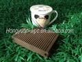 de alta calidad y buen precio compuesto plástico de madera wpc piso sólido