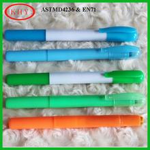 12 colors safe for kids solid gel highlighter