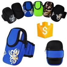 2015 Hot Sale Cell Phone Sport Arm Bag Waterproof Sport Arm Bag