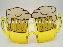 CARNIVAL festival funny crazy party oktoberfest beer mug glasses PG-0011