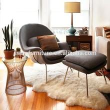 2015 popular classic womb chair designed by Eero Saarinen