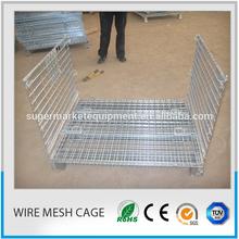 wire mini basket/huge warehouse basket/metal wire basket