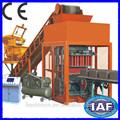 Zambia qt4-15 automática de hormigón de ladrillo de arcilla que hace la máquina/de espuma de bloque que hace