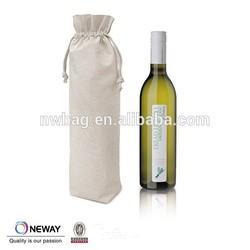 2015 China Price Quality Custom Ribbon Tie Gift Bag/Personalized Wine Gift Bags/Custom Silk Drawstring Bags