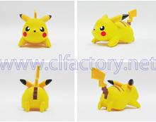Cartoon Plastic Figurine, Cartoon Toys for Kids, OEM Promotional Cartoon Item