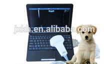 2015 Quality Digital Laptop Ultrasound Scanner/Machine VET/ Veterinary Ultrasound Scanner-RUS-9000V-Shelly