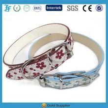 Stylish Lovely Flower Dog Collar