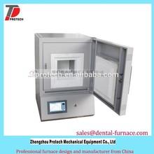 vacuum laboratory nitrogen muffle furnace, laboratory heat treatment electric muffle furnace