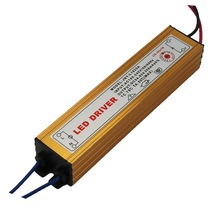 waterproof led power supply AC DC 25w led driver for led panel light