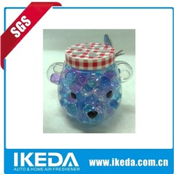 Great for Small Space and China Manufacturer crystal beads air freshener