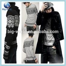 Men's pullover sweater men knitwear fine design for men