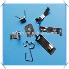 custom metal stamped parts chroming for medical instrument frame
