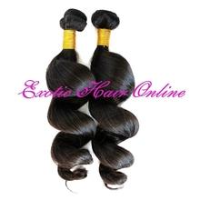 Exotichair 6pcs virgin brazilian hair aliexpress brazilian hair human lace front wigs