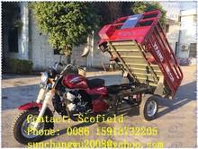 Egypt cargo motorbike