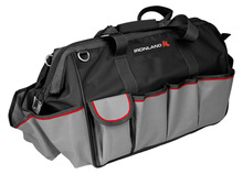 Large size with OEM service canvas electrical tool bag with multi pockets