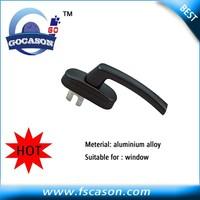 aluminium accessories sliding window handle lock