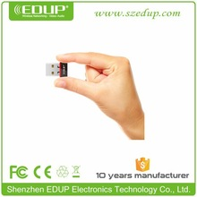USB2.0 802.11N Mini 150Mbps Wireless usb Adapter wifi transmitter and receiver