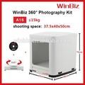 Winbiz profesional 360 degree rotatorio fotos de aparatos electrónicos