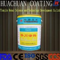 300 Degree Organic Silicon Aluminum Powder High Temperature Paint