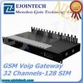 Raog passerelle gsm voip 32 ports 128 cartes sim, passerelle gsm voip, passerelle gsm voip gratuitement des appels internationaux
