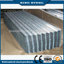 wholesale hot dipped zinc coating corrugated roofing sheet for different roofs