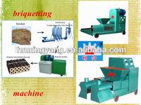 Briquette press machine/straw biomass fuel briquette machine