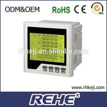 Multifunctional Single phase/ 3 phase Digital KWH Meter (RH-3FHD3Y)